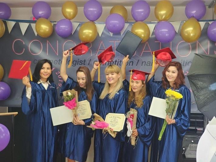 IM 뷰티스쿨 2회 졸업식 및 개교 2주년 행사