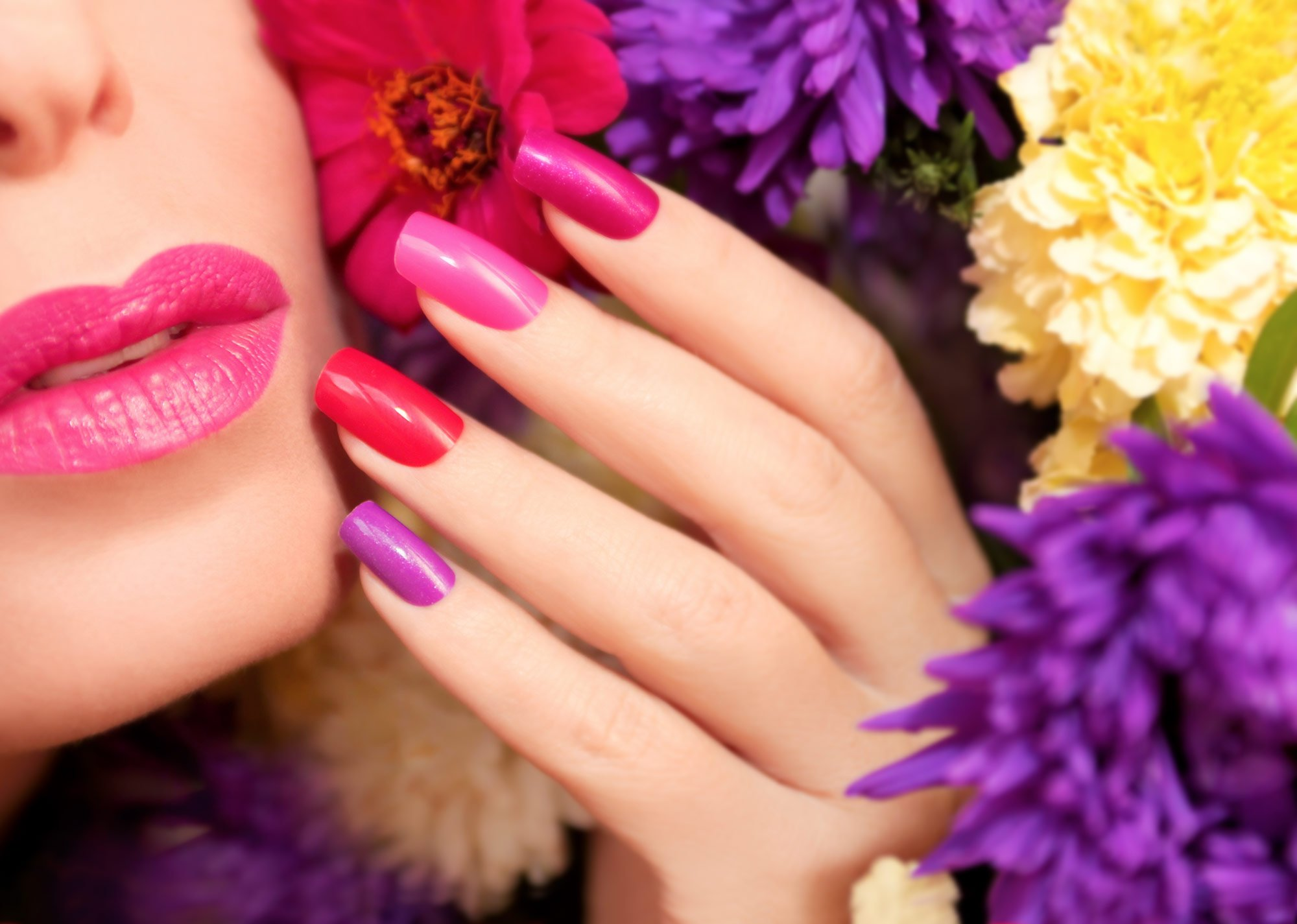 School To Learn Nail Technology