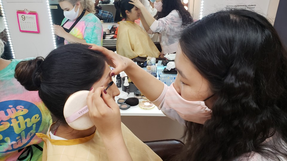 Eyelash Training Program