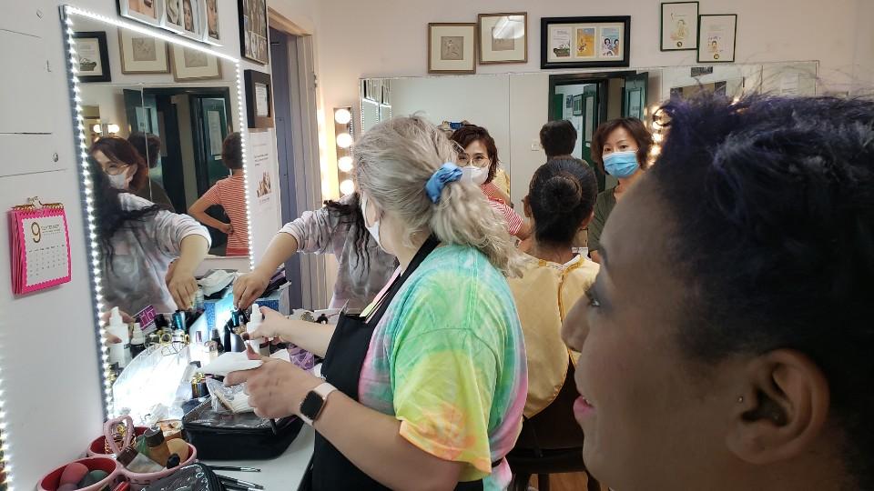 Full Makeup Training Program