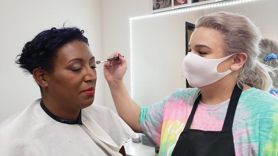 Eye Makeup Training Program