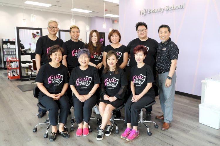 Beauty School Professional Team