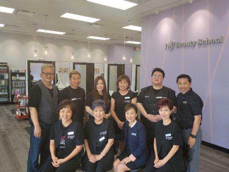 IM Beauty School Team