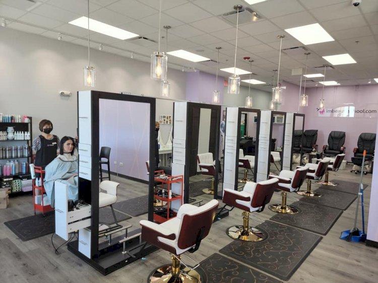 Beauty School Hair Treatment Service